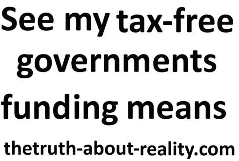 utterly tax free government funding system